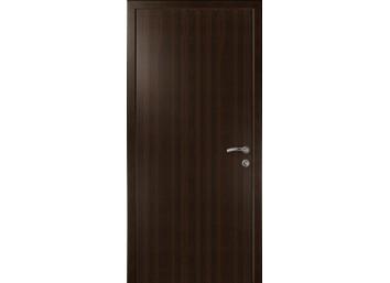 Межкомнатная Композитная дверь Капель гладкая дуб венге